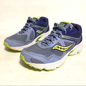 Saucony Cohesion 10 Grid For Girls Shoes Size 4M